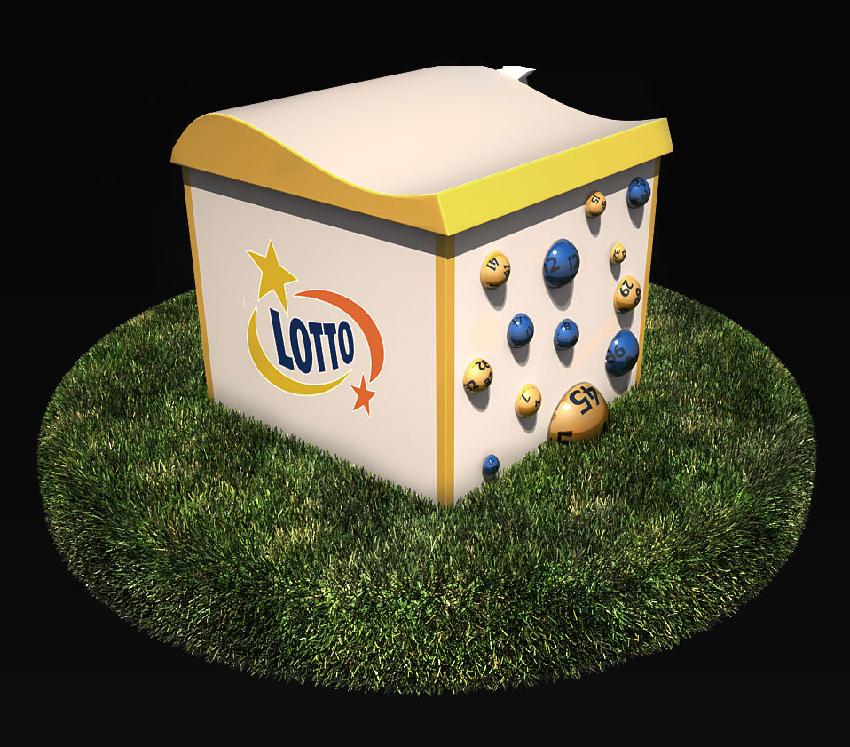 Lotto Stand Back